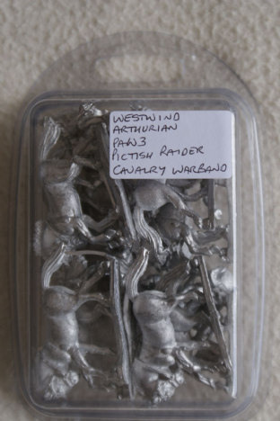 Westwind 28mm PAW3 Pictish Raider Cavalry Warband